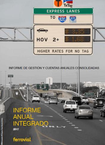 Informe Anual Integrado 2017